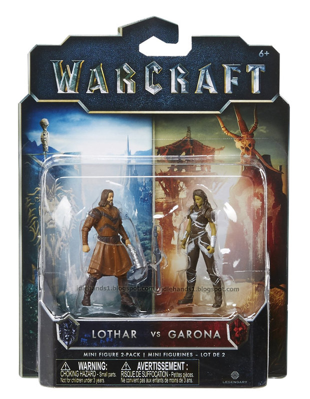 Toy Fair 2016 Jakks Warcraft Anduin Lothar Civilian Garb A Flickr