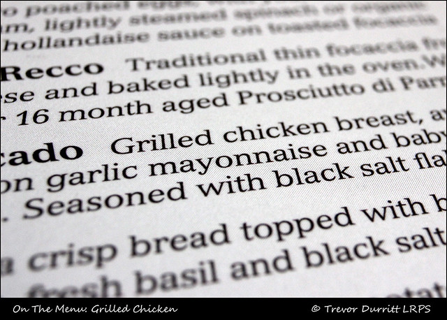 On The Menu: Grilled Chicken IMG_2256 Canon EOS 600D + Sirius 28mm Macro