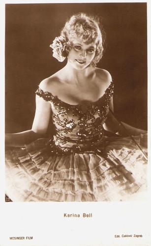 Karina Bell in Klovnen (1926)