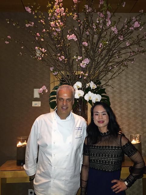 Chef Eric Ripert and I