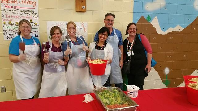Revisiting Homework Diner at Manzano Mesa Elementary