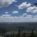 View from Purple Mountain