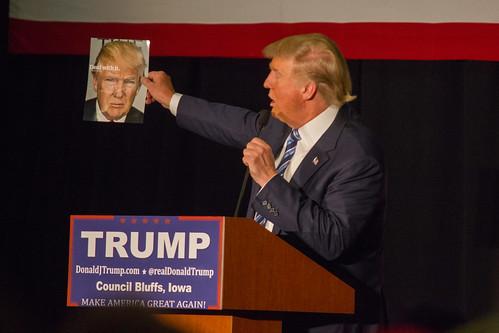 Donald Trump | by cornstalker