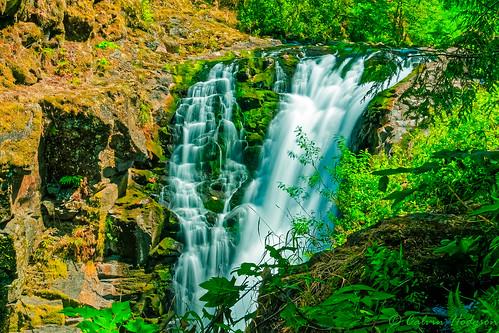 Skoonichuk Falls   by Infinite Dust