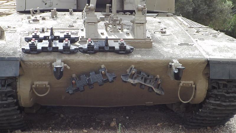 Merkava based Sholef 8