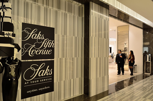 Saks Fifth Avenue, Toronto | by Open Grid Scheduler / Grid Engine