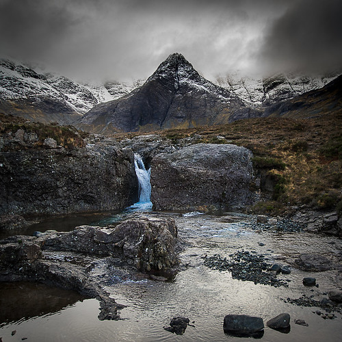 Fairy Pools | by Manadh