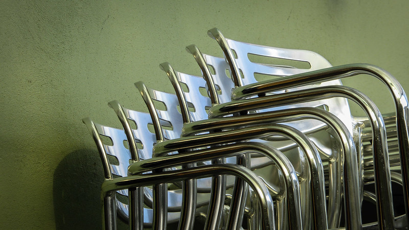 Silver Chairs