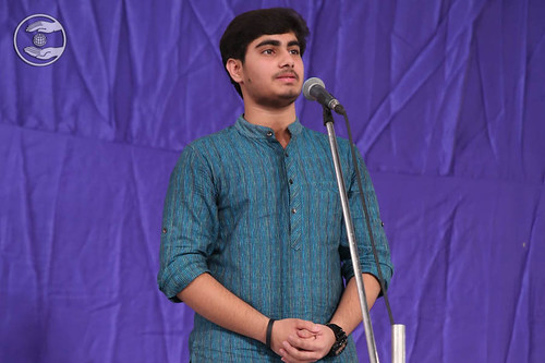 Poem by Akash from Grater Kailash