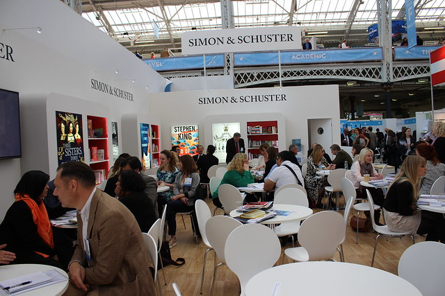 Simon & Schuster - London Book Fair 2016