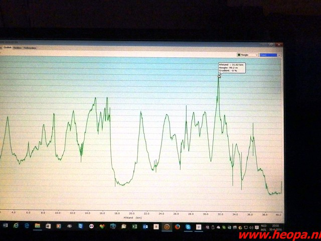 2016-04-30   Lentetocht  (klim) wandeling 40 Km  (131)