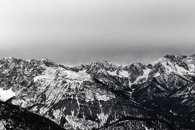 Karwendel outlook (I)