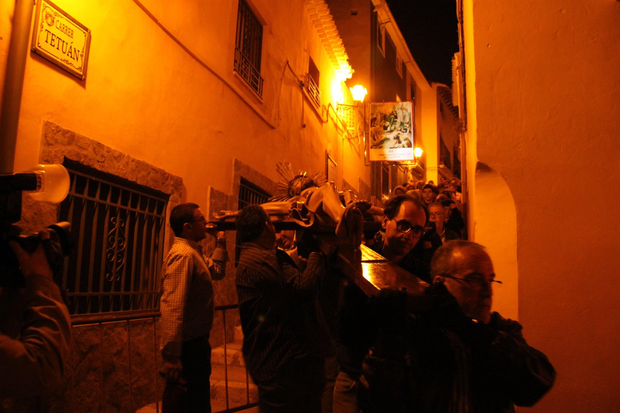 (2014-04-01) -  V Vía Crucis nocturno - Javier Romero Ripoll (117)