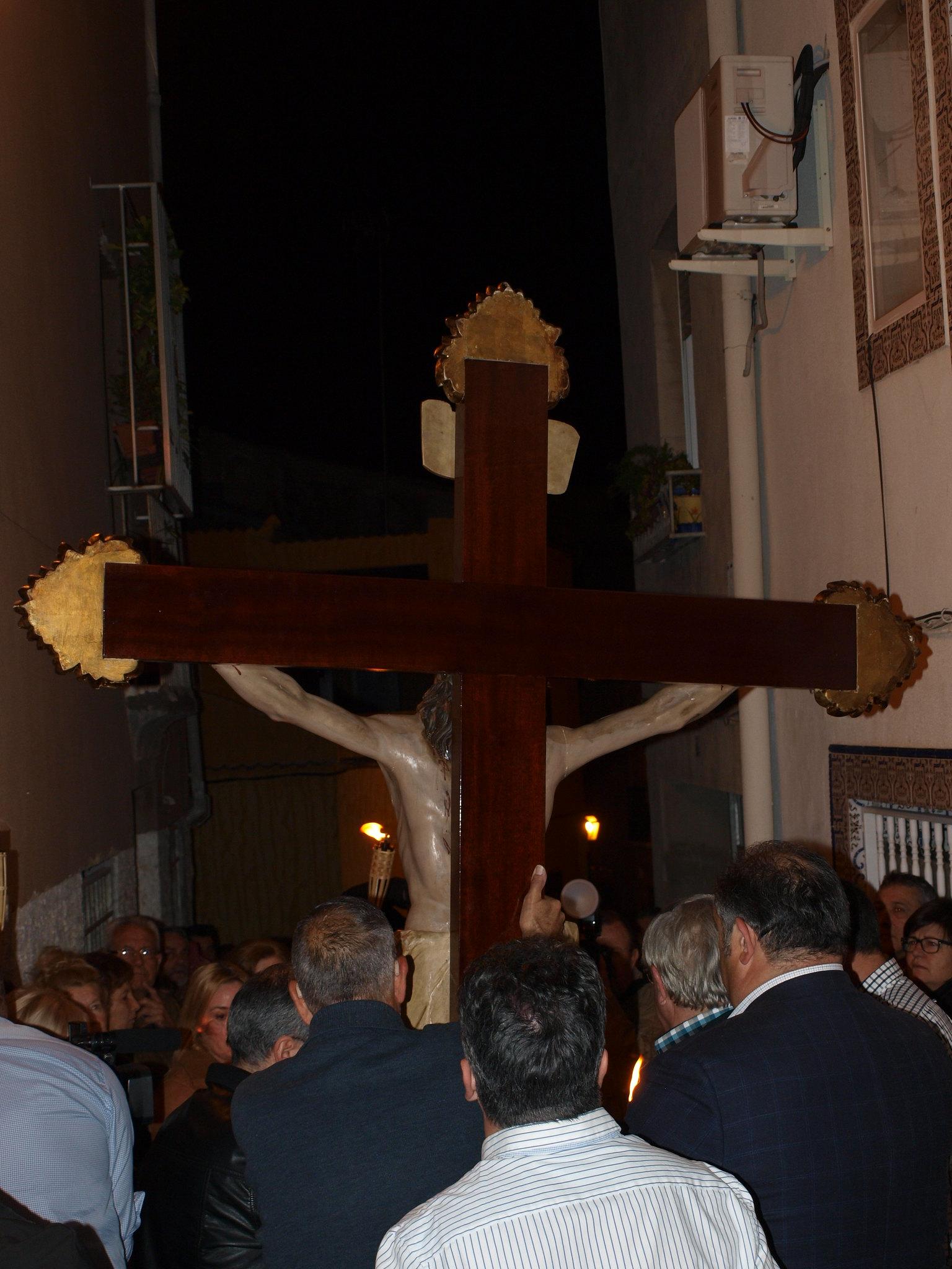 (2014-04-01) - V Vía Crucis nocturno - Paloma Romero Torralba (10)
