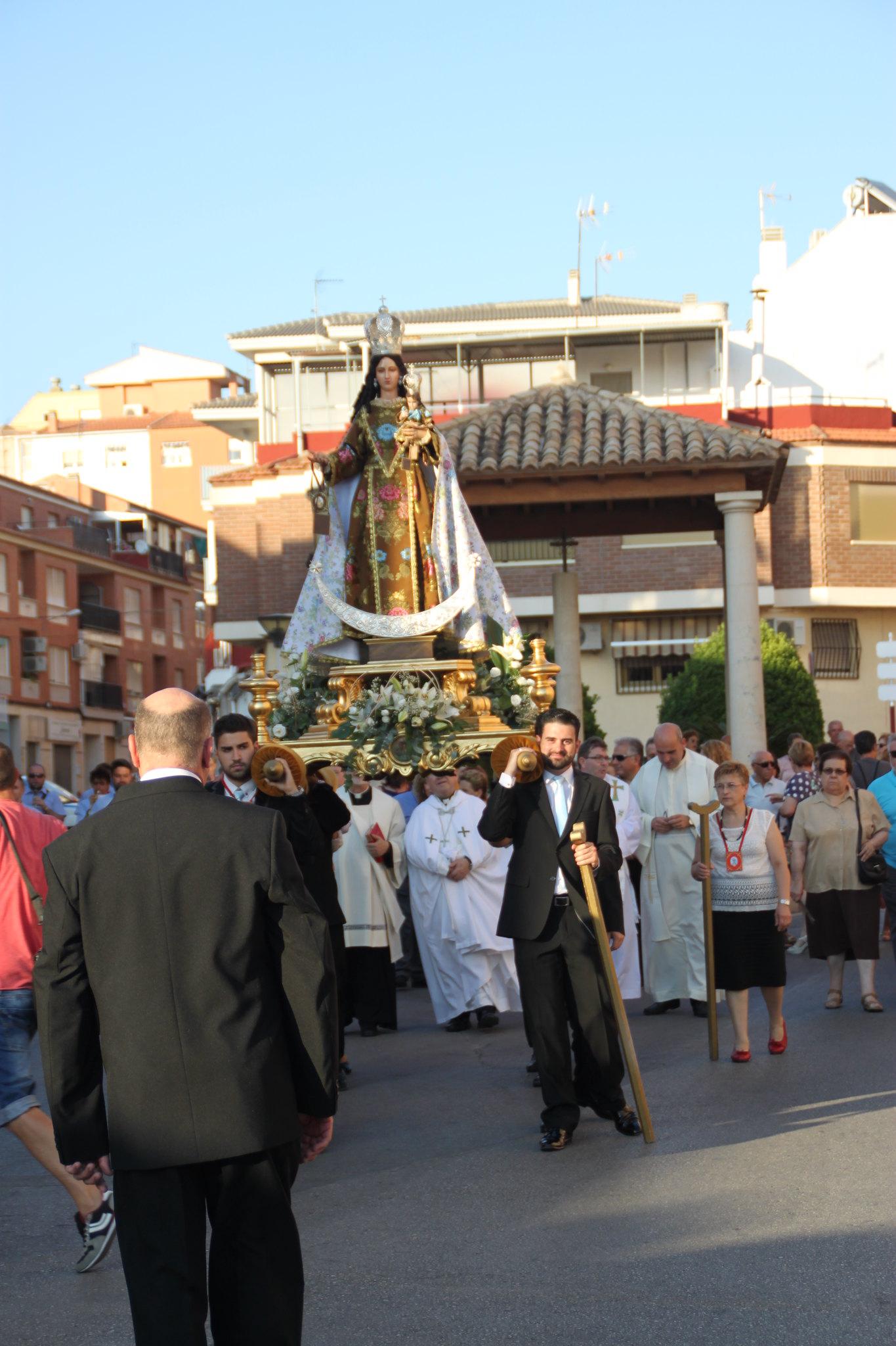 (2015-07-12) - Virgen del Carmen, parroquia La Santa Cruz - Javier Romero Ripoll (185)