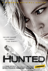 "TV serie ""HUNTED"""