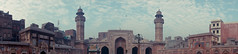 Good morning Lahore: Wazir Khan mosque panorama
