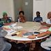 Reunião IPAC e integrantes dos blocos Afoxés