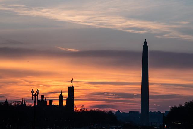 Washington DC Twilight