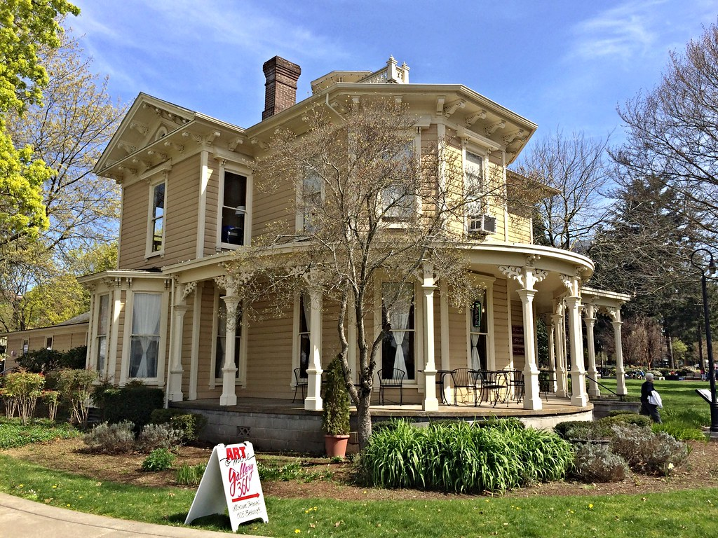 Victorian Houses — Slocum House | Vancouver, WA by Eli