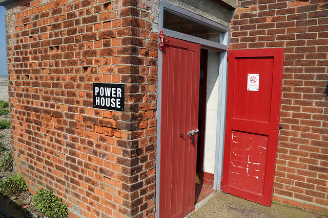 The Power House, Orford Ness