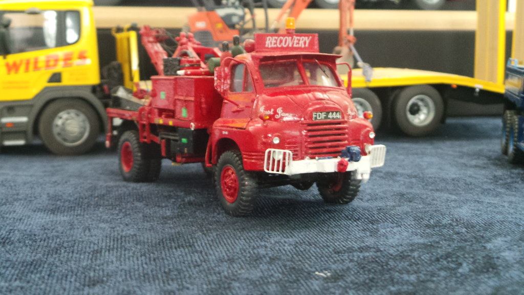 neil cooks 1-35 scale bedford S type recovery truck | Flickr