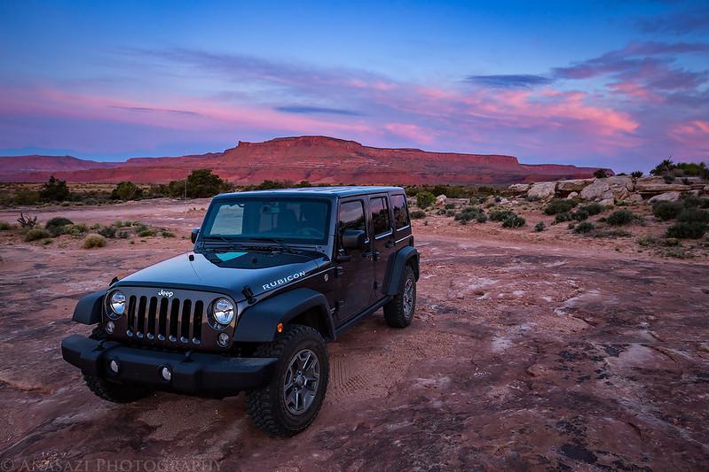 Jeep Dawn