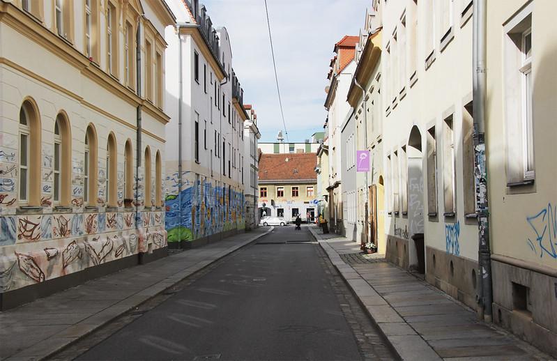 Äußere Neustadt, Dresden 2015