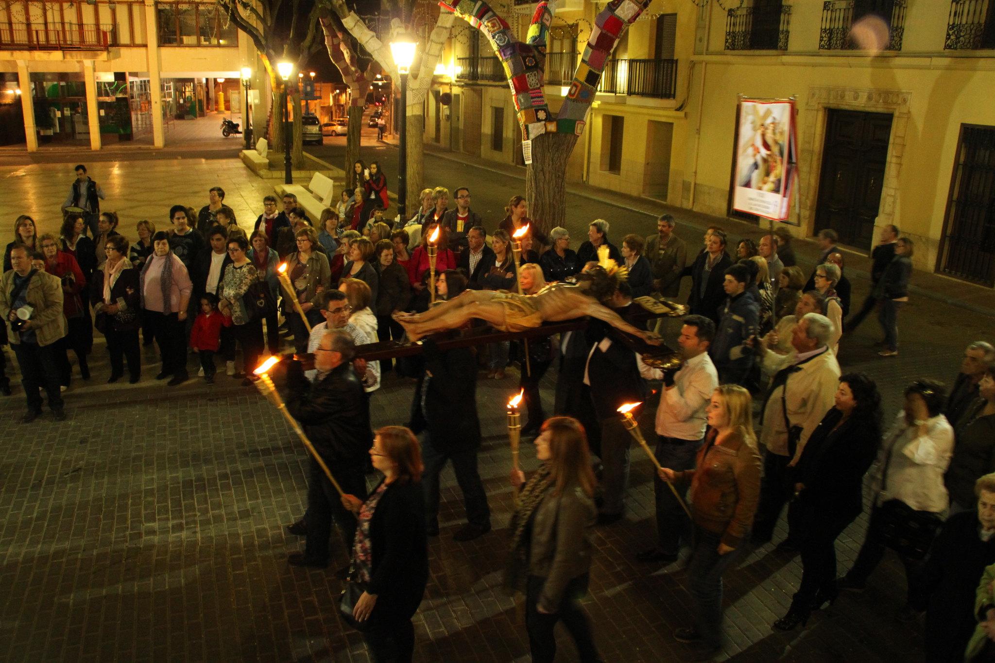 (2014-04-01) -  V Vía Crucis nocturno - Javier Romero Ripoll (53)