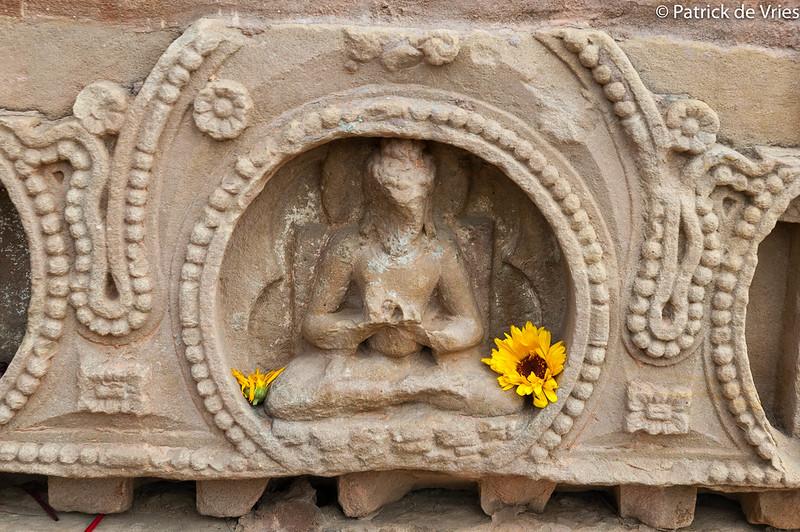 Buddha in Sarnath
