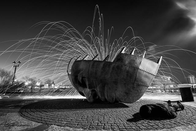 Merchant Seafarers' War Memorial FDT (#79)