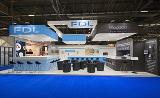 Stand FDL - Food Ingredient Europe | by Décorama