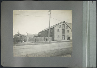 Stone warehouse, 71 Lyon Street, Ottawa, Ontario / Entrepôt en pierres, 71, rue Lyon, Ottawa (Ontario)