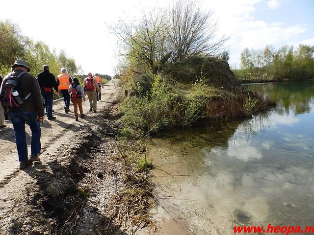 2016-04-20 Schaijk 25 Km   Foto's van Heopa   (25)