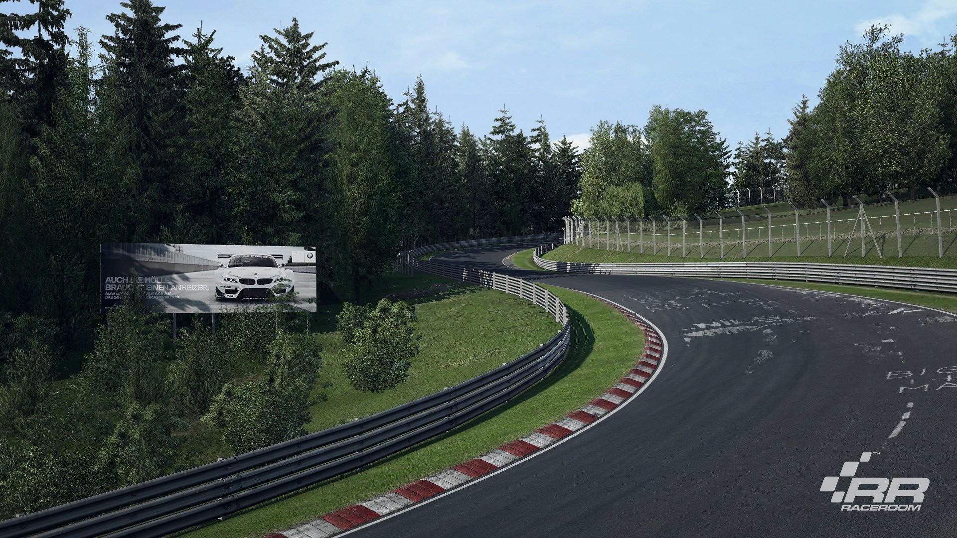 RaceRoom Racing Experience - Nurburgring Nordschleife