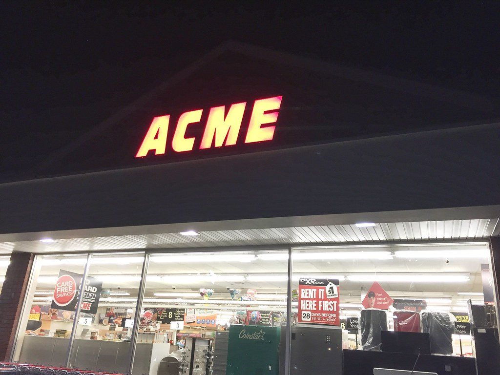 Acme/Former A&P Goldens Bridge, NY