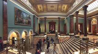 National Gallery interior (London, England 2016)   by paularps