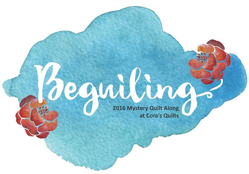 Beguiling - 2016 Mystery Quilt Along