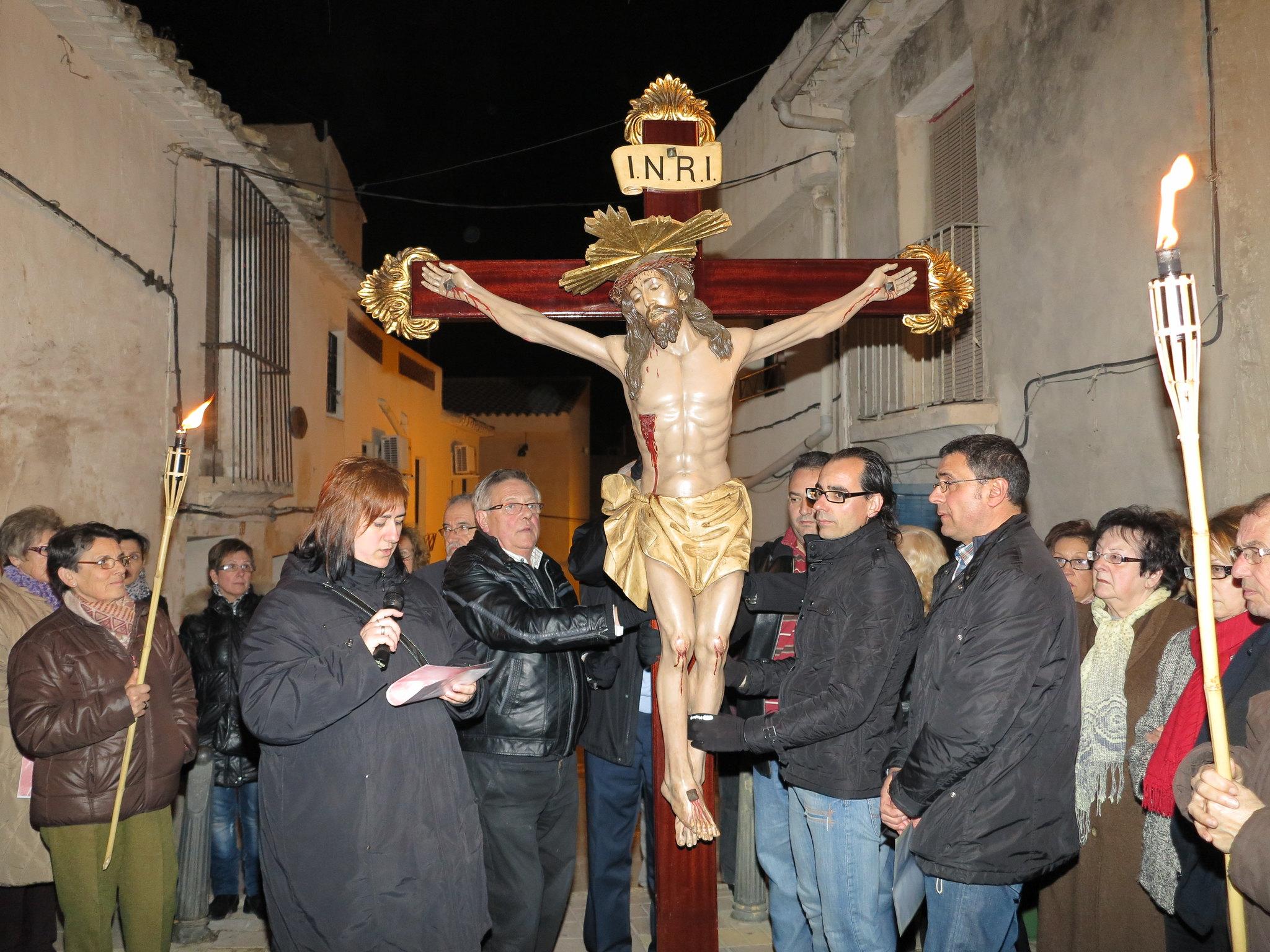 (2013-03-22) - IV Vía Crucis nocturno - Antonio Verdú Navarro  (18)