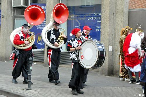 Karnevalssamstag Köln
