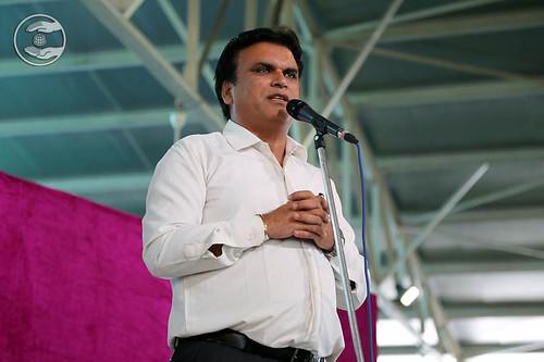 Vinod Kumar from Rohini expresses his views