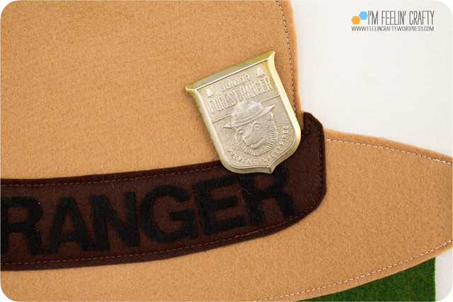 JuniorRangerBanner-VintageBadge-ImFeelinCrafty