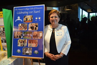 33-WCCP 100th Anniversary2016_0130- Nora Ananos and her poster | by wccopnj