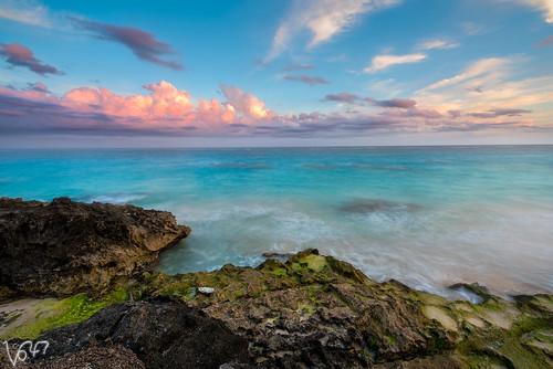 ocean sunset sea cloud rock landscape coast wave atlantic d750 bermuda