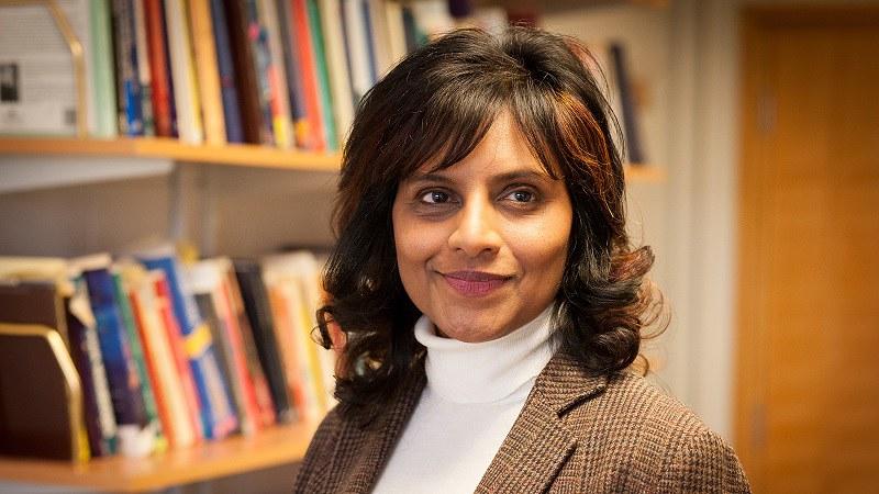 Prof Rajani Naidoo, Head of Race Equality Taskforce