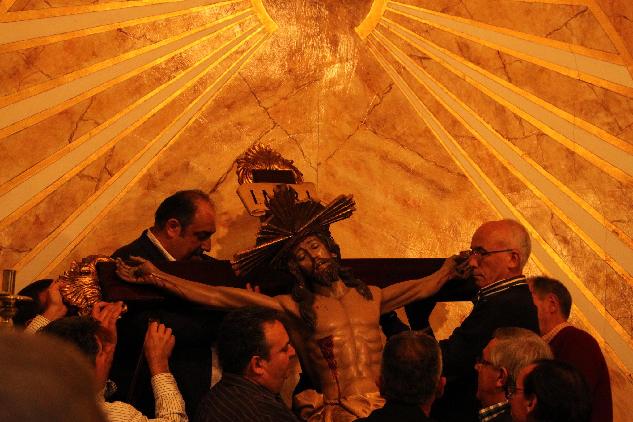 (2014-04-01) -  V Vía Crucis nocturno - Javier Romero Ripoll (205)