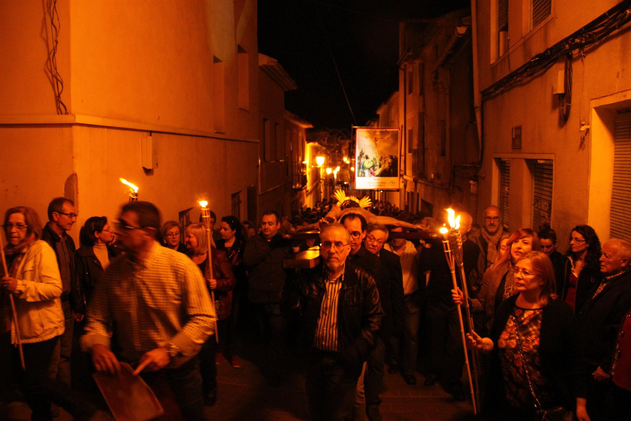 (2014-04-01) -  V Vía Crucis nocturno - Javier Romero Ripoll (134)