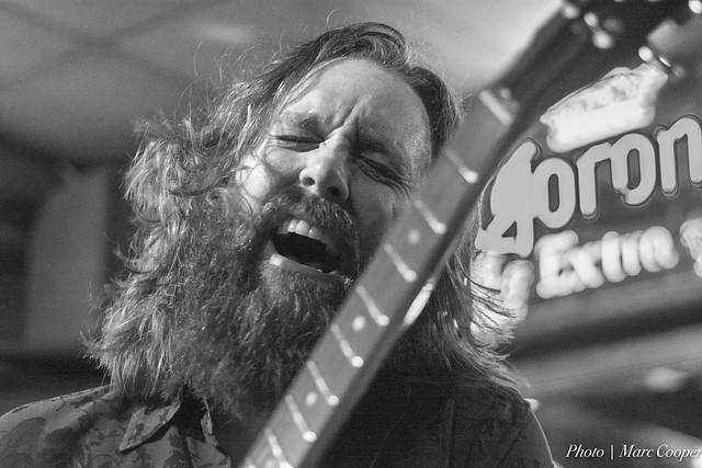 Bluesman Jeff Jensen