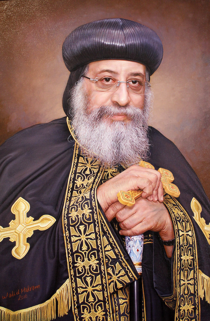 Image result for pope tawadros