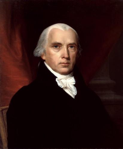 4 James Madison